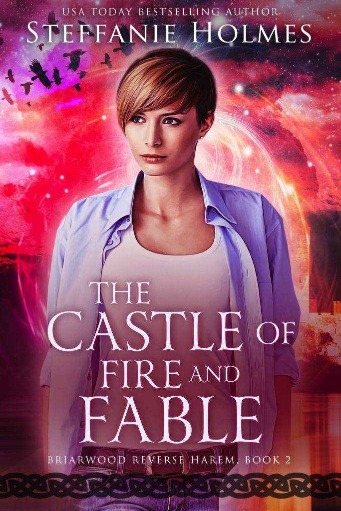 The-Castle-of-Fire-and-Fable-Kindle
