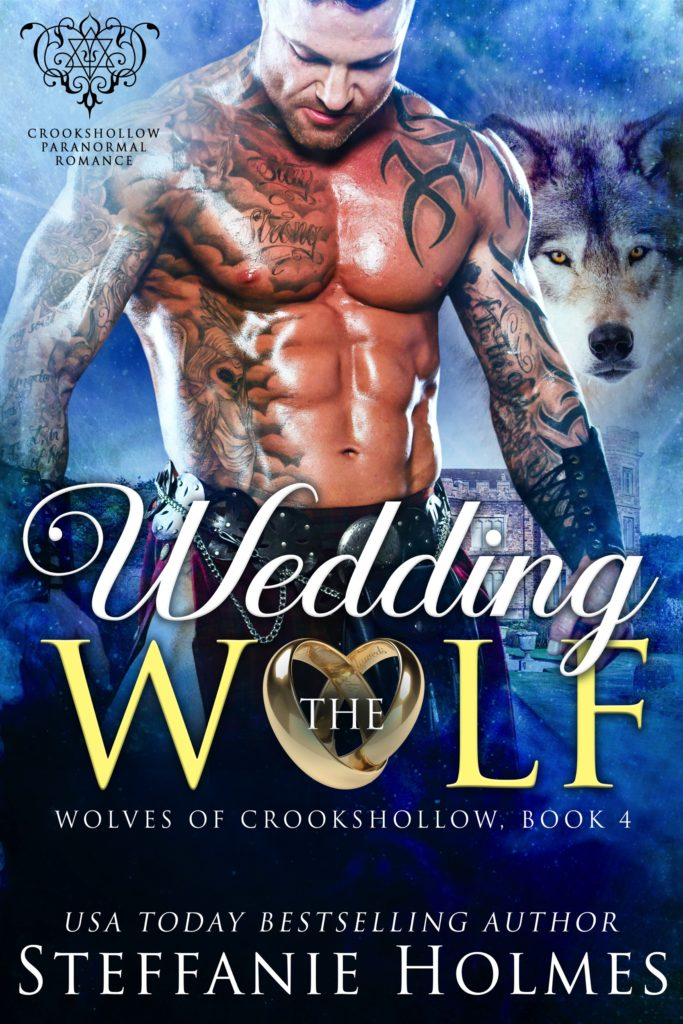 wedding the wolf cover